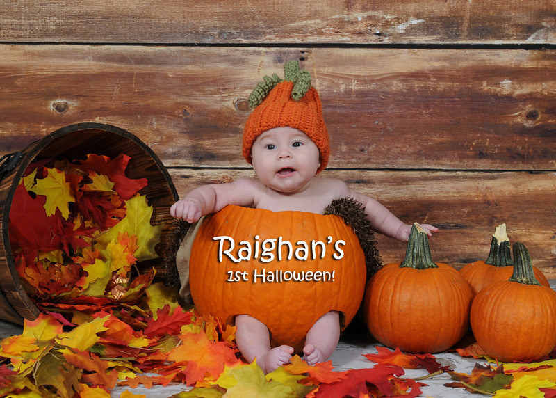 Baby Raighan - 3 months old