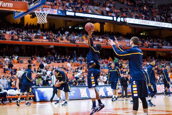 M Basketball Canisius V Syracuse