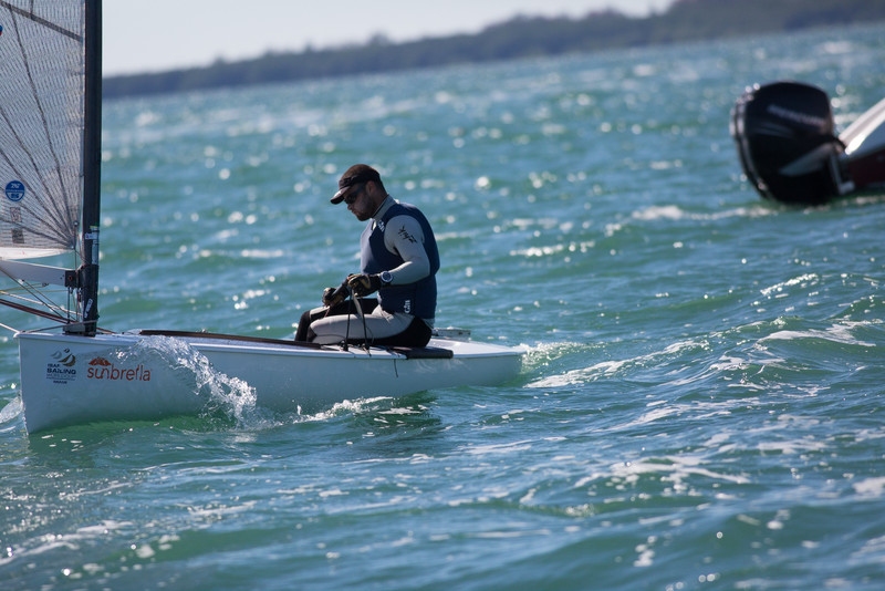 2015 Finn Sailing World Cup Miami