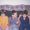 This was my life. Pre-transplant With cystic fibrosis.<br /> <br /> Myself, CJ/ My cousin, Josh, and Carlin. Family forever.