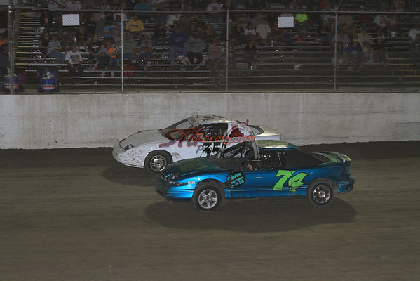 UMP DIRTcar / AARA Pro 4 Stocks
