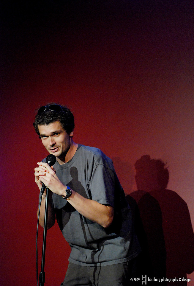 Stanford Comedy Show - July 18, 2008