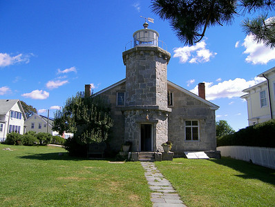 Stonington Harbor Light, Connecticut