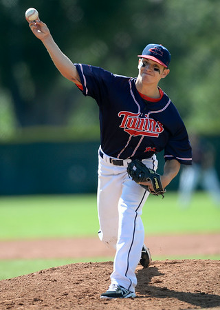 8/1/14 Twins vs Pomona Baseball