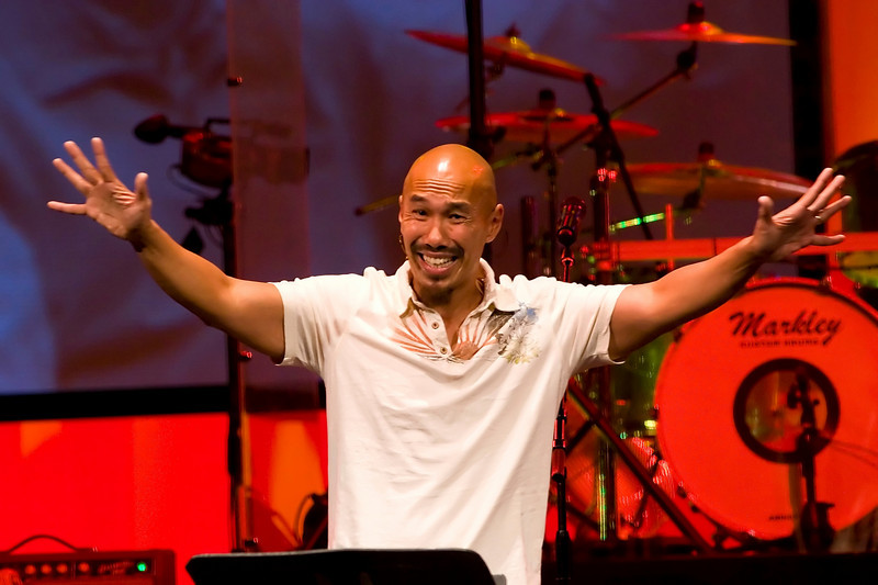 Closing Session - Lincoln Brewster/Francis Chan