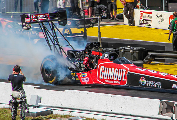 Amalie Oil NHRA Gatornationals - March 2014