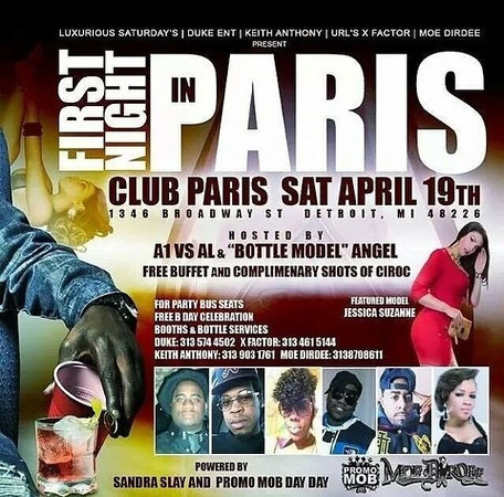 Paris 4-19-14 Saturday