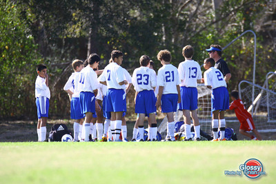 BU14 - Creeks Clash Blue - Greater Osceola United