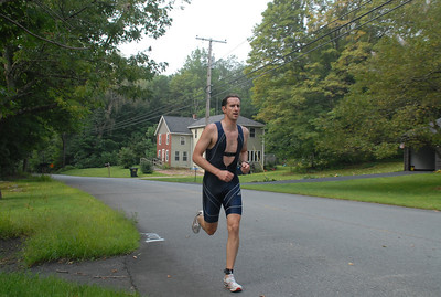 Strive for Fitness Sprint Triathlon 2011 -- RUN