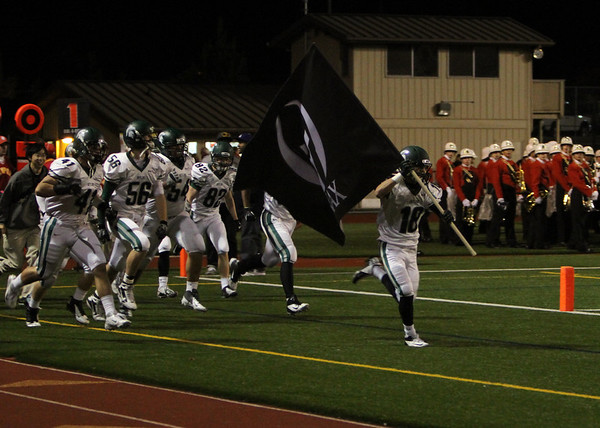 2012 SHS vs. Newport 10-12-2012