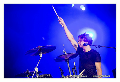 Blood Red Shoes - Lowlands 2014