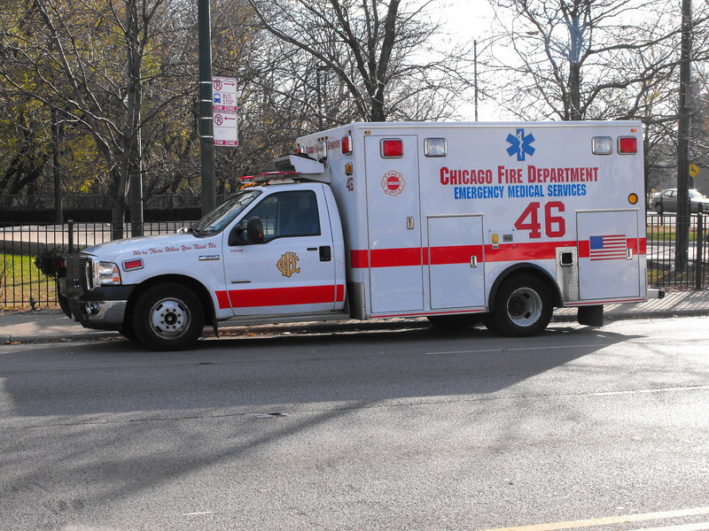 Chicago Fire Department   Special Equipment