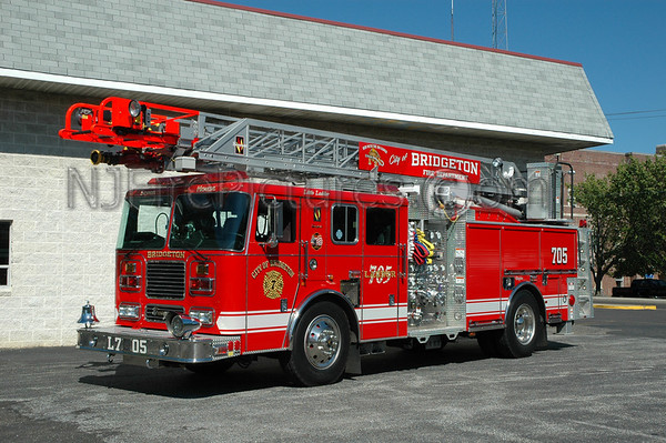 Cumberland County, NJ Fire Apparatus