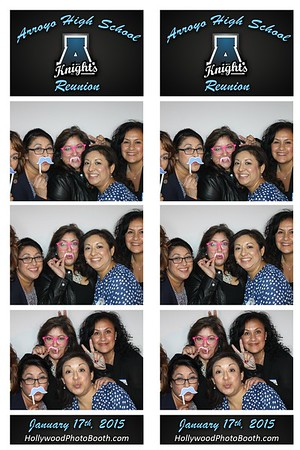 Arroyo H.S. Reunion 2015 at The Post - 1/17/2015