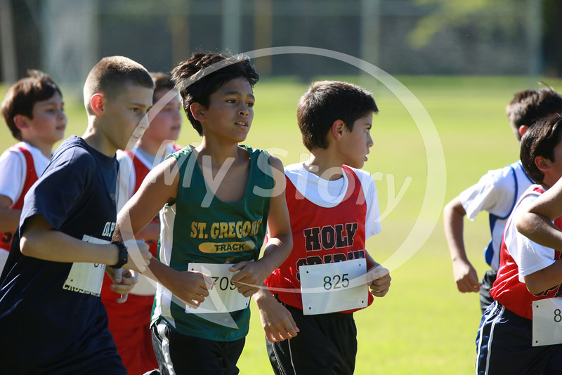 St Gregory at Holy Spirit Cross Country Meet