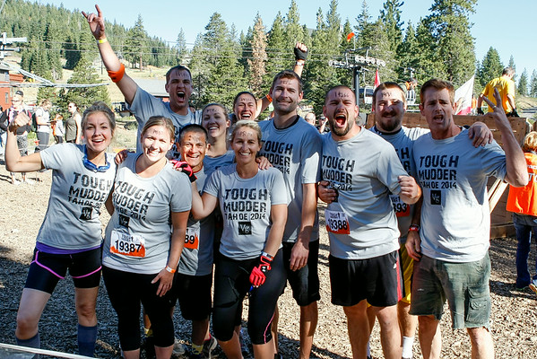 Tough Mudder 2014 Vintage Grace