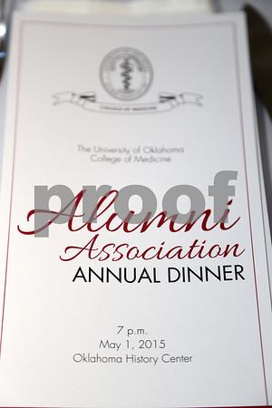 COM Alumni Dinner 2015