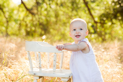 Claire 1 Year