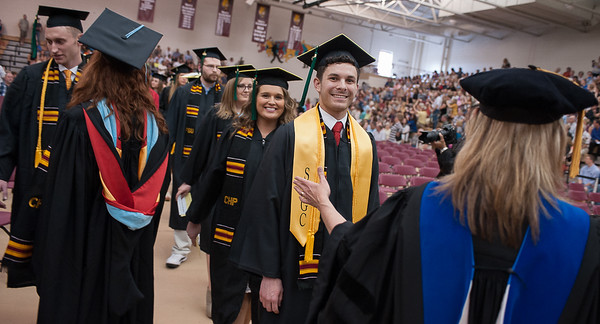 2015 Friday Spring Commencement