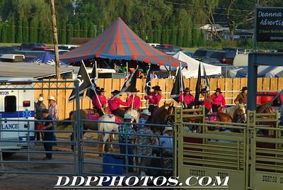 Benton Rodeo 2011