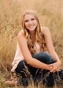 Claire Evenson Senior 2015