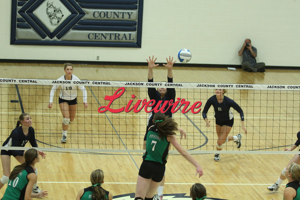VB vs Pipestone 9-16-14