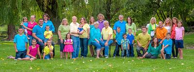 Judy Levitrie Family Murry Park