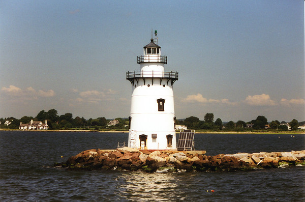 Saybrook Breakwater Lighthouse, Connecticut