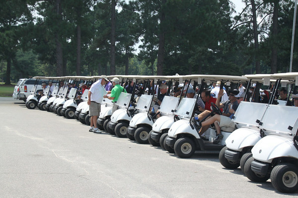 Michael Martin Memorial Golf Tournament 2014