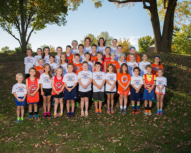 2014 StJohn Cross Country
