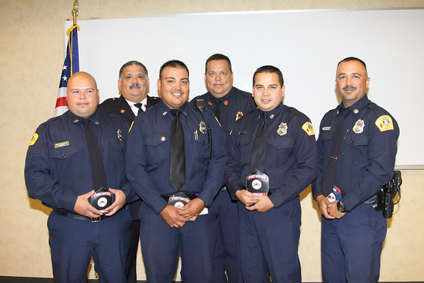 May 25, 2012 Mission Fire Dept. Promotions