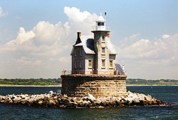 Race Rock Lighthouse, Connecticut