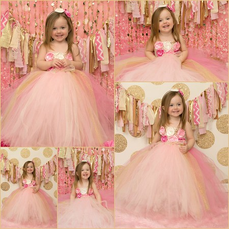 Gennica's Pink & Gold Session