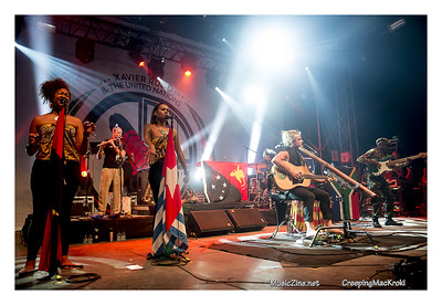 Xavier Rudd And The United Nations - Couleur Cafe 2015