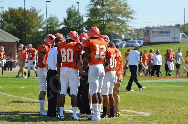 FB vs Campbellsville 10-8-11
