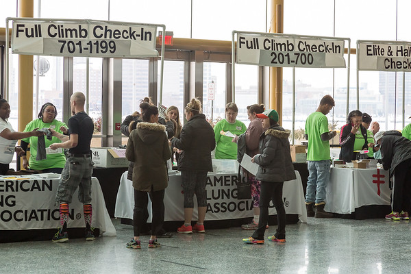 2015 Fight For Air Climb Detroit