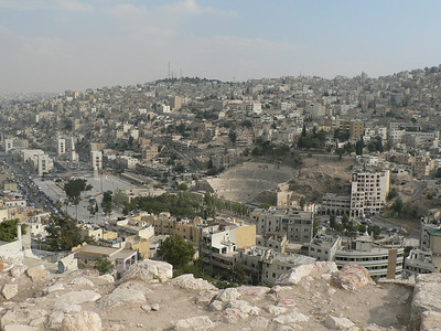 North Jordan: Amman, Madaba