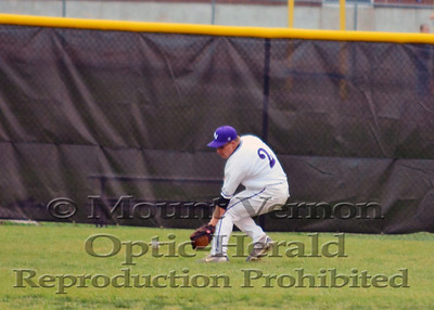Tigers vs Rivercrest Rebels 3-21-14