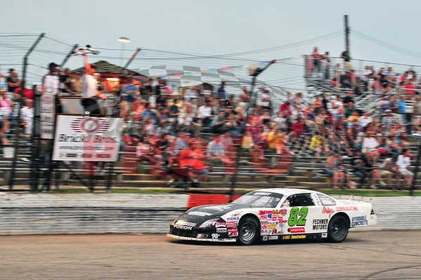 LaCrosse Speedway Races, July 16th, 2011