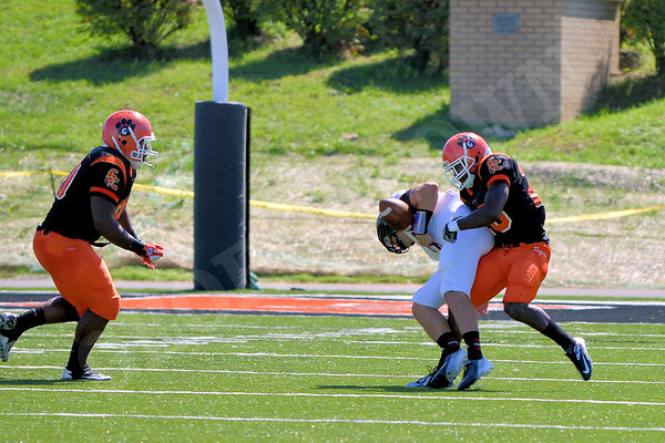 GC vs Kentucky Christian 9-22-12 (Homecoming)