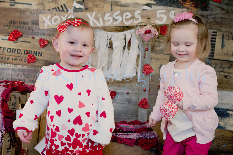 Harper and Abby