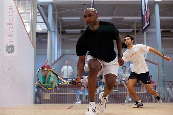 2012 World Class Squash Camp