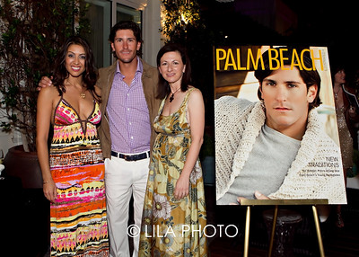 February Issue Launch Party - Nic Roldan at Ritz Carlton