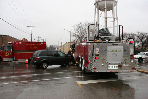 ACCIDENTS INVOLVING FIRE APPARATUS