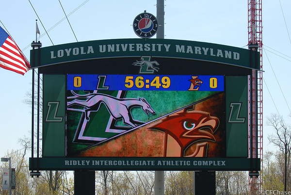 Loyola v Lehigh (Patriot League Championship) 04.27.14