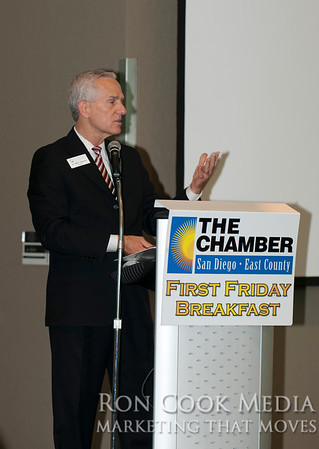East County Chamber Breakfast May 2012