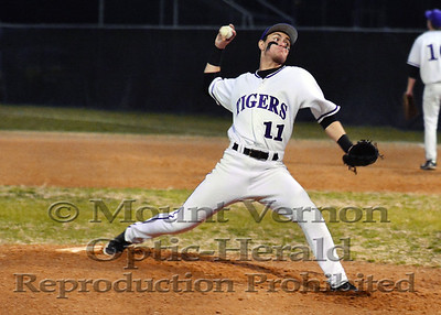Varsity Tigers vs Rivercrest Rebels 2-18-14