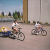 This was my life. Pre-transplant With cystic fibrosis.<br /> <br /> Bike A Thon