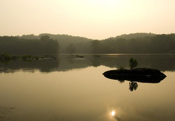 Potomac River Gorge (Jun 2007)