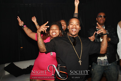 Fresh In The City at The City Ultra Lounge 04-22-11